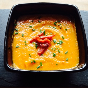 Chilli Chorizo and Butternut Squash Soup 1