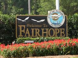 Fairhope Sign