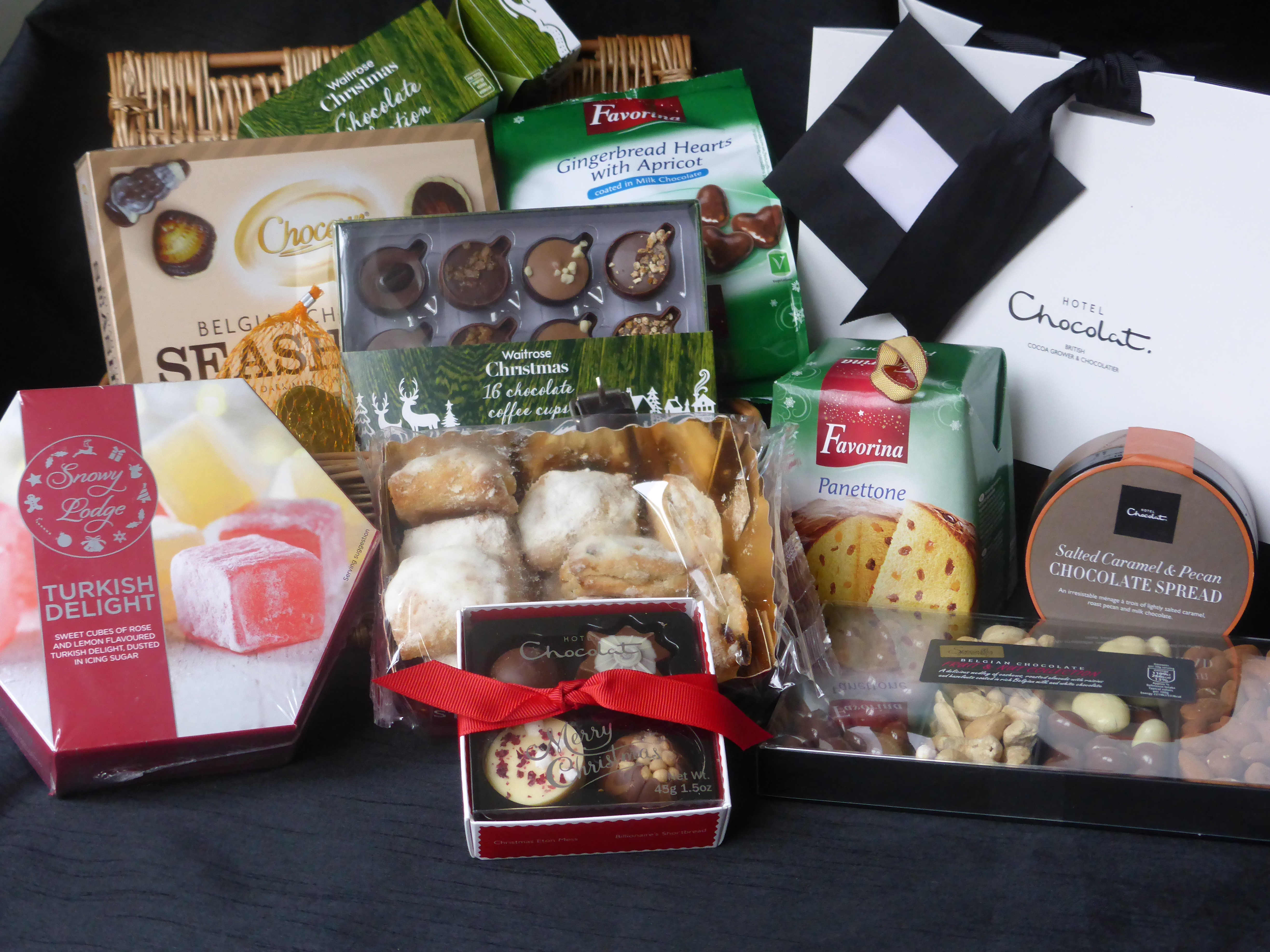 Review christmas hamper goodies memoirs of an amateur cook p1020866 solutioingenieria Image collections
